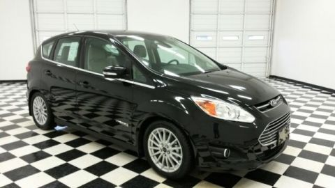 Certified Pre-Owned 2014 Ford C-Max Hybrid SEL