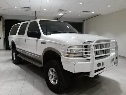 Pre-Owned 2002 Ford Excursion Limited