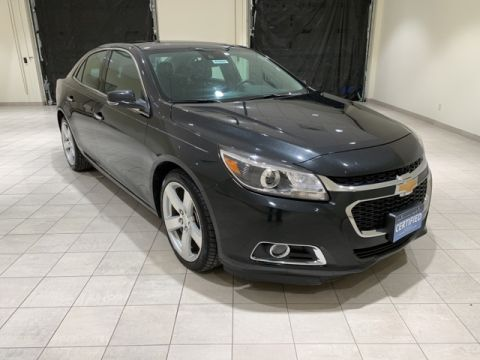 Certified Pre-Owned 2015 Chevrolet Malibu LTZ