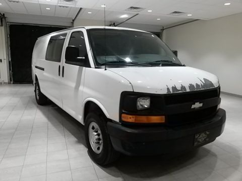 Pre-Owned 2007 Chevrolet Express Van G2500HD Work Van