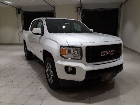 New 2018 GMC Canyon All Terrain