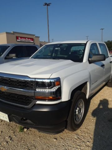 Certified Pre-Owned 2016 Chevrolet Silverado 1500 WT