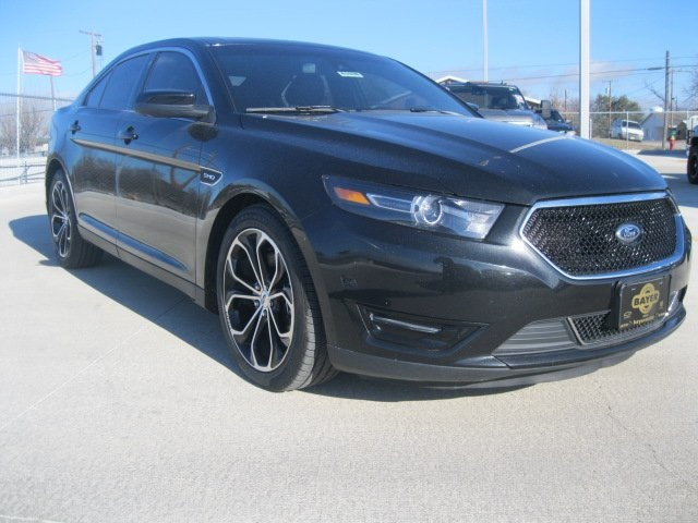 Certified Pre-Owned 2013 Ford Taurus SHO