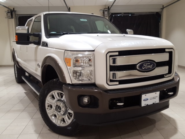 Certified Pre-Owned 2016 Ford F-350SD King Ranch