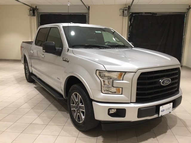 certified pre owned 2017 ford f 150 xlt 4d supercrew in comanche f20517 bayer auto group. Black Bedroom Furniture Sets. Home Design Ideas