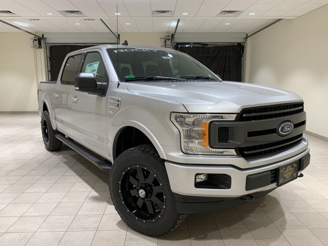 New 2019 Ford Custom F-150 XLT Rocky Ridge - Lifted Upfit