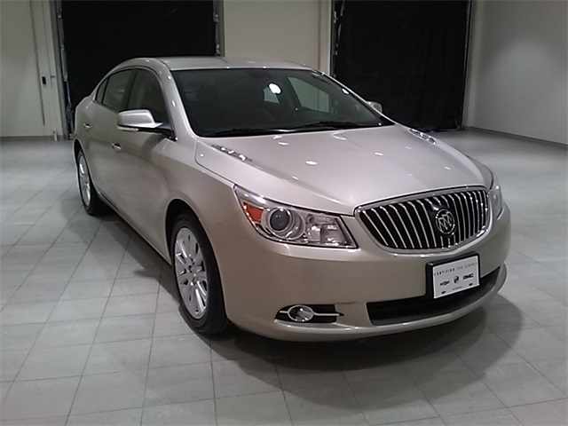 Certified Pre-Owned 2013 Buick LaCrosse Premium I Group