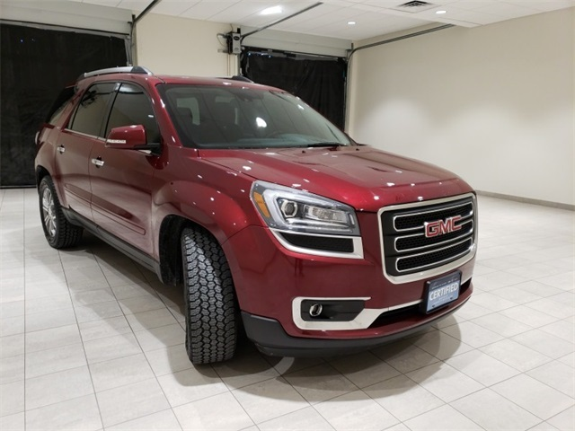 Certified Pre Owned 2016 Gmc Acadia Slt 2