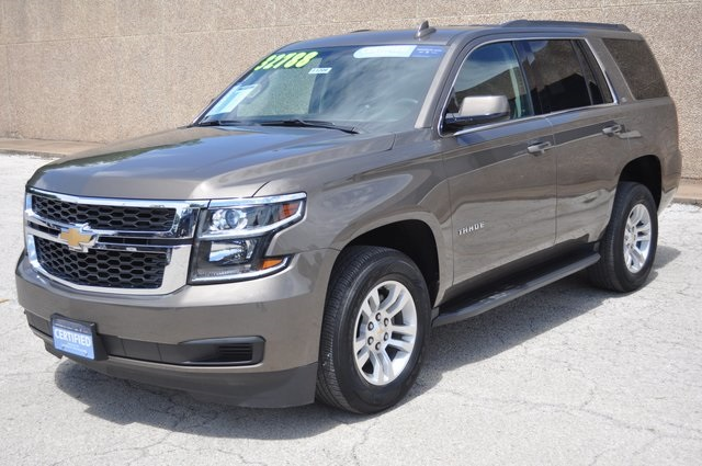 Certified Pre-Owned 2016 Chevrolet Tahoe LS