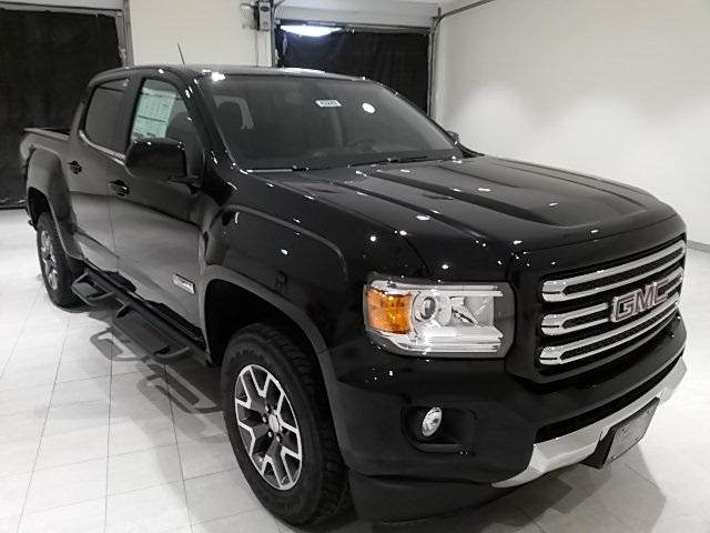 Certified Pre-Owned 2017 GMC Canyon SLE1