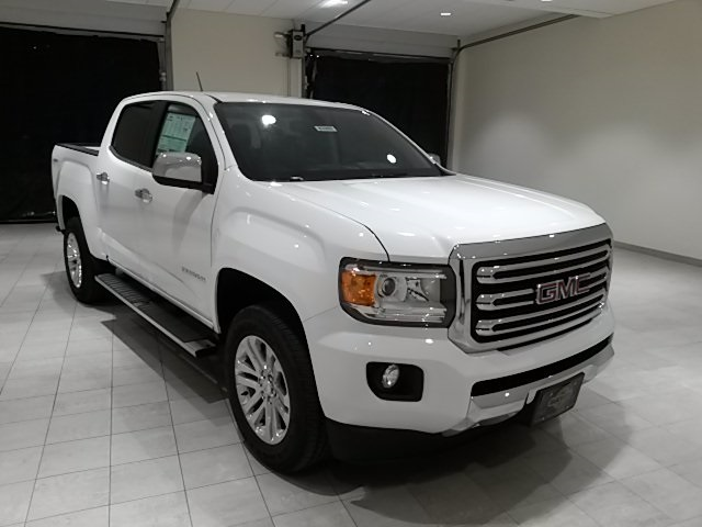 Certified Pre Owned 2017 Gmc Canyon Slt