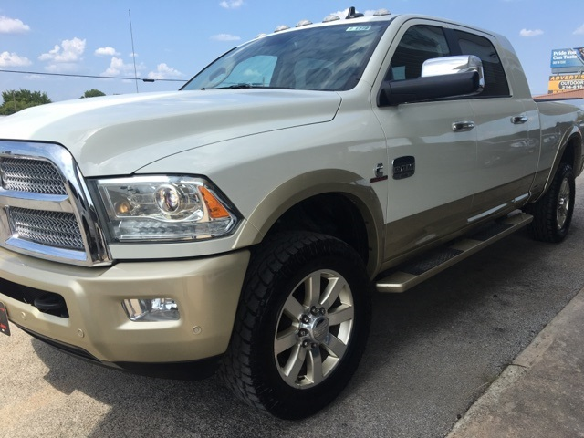 pre owned 2016 ram 2500 laramie longhorn 4d crew cab in. Black Bedroom Furniture Sets. Home Design Ideas