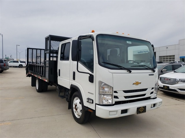 New 2019 Chevrolet 4500 Low Cab Forward