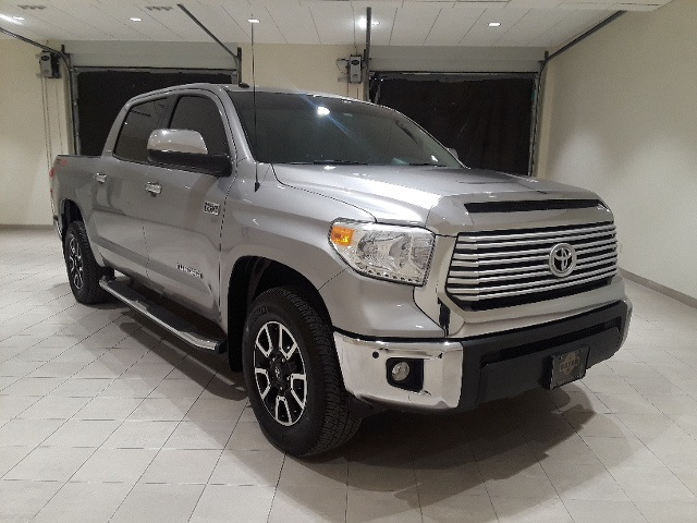 pre owned 2015 toyota tundra limited 4d crewmax in comanche d1955 bayer auto group. Black Bedroom Furniture Sets. Home Design Ideas