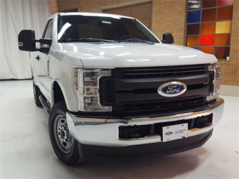 Certified Pre-Owned 2019 Ford F-250SD XL
