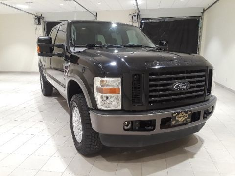 Pre-Owned 2008 Ford F-250SD FX4