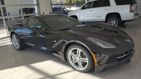 Certified Pre-Owned 2017 Chevrolet Corvette Stingray