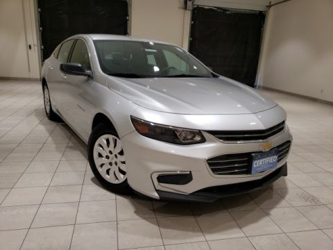 Certified Pre-Owned 2016 Chevrolet Malibu L