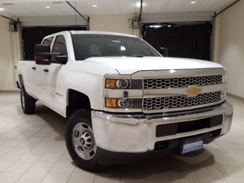 Certified Pre-Owned 2019 Chevrolet Silverado 2500HD Work Truck