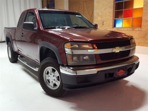 Pre-Owned 2007 Chevrolet Colorado LS