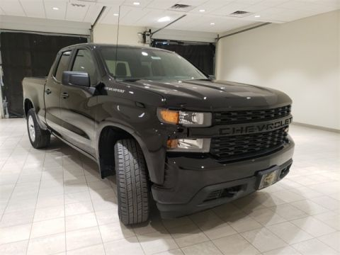 New 2019 Chevrolet Silverado 1500 Custom