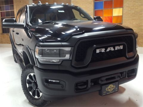 Pre-Owned 2019 Ram 2500 Power Wagon
